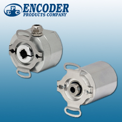 Encoder Products Company Absolute Thru-Bore and Motor Mount