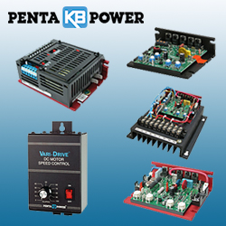 KB Electronics AC Drives
