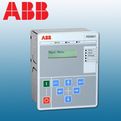 ABB Motor Protection Relays and Controls
