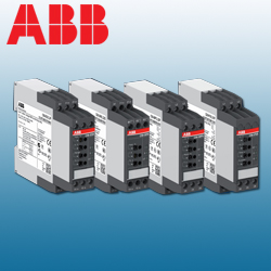 ABB Voltage and Current Monitoring Relays