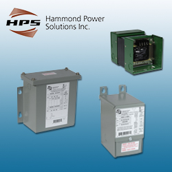 Hammond Power Solutions Potted and Specialty