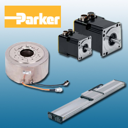 PARKER Motors and Rotary Positioners
