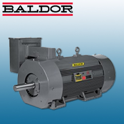 Baldor Large AC Motors