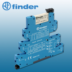 Finder Relay Interface Modules