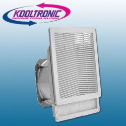 Kooltronic Fans and Fan Trays