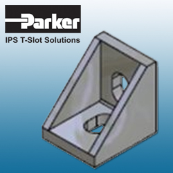 Parker IPS Brackets, Gussets, and Plates