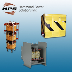 Hammond Power Solutions Custom Products
