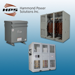 Hammond Power Solutions Medium Voltage Distribution and Power