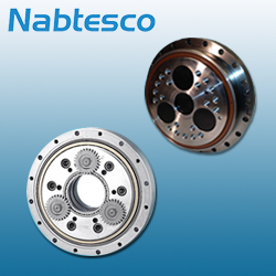 Nabtesco Custom Mounting Gearboxes