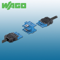 WAGO Pluggable Connector Systems
