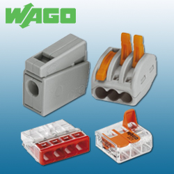 WAGO Terminal Blocks and Connectors