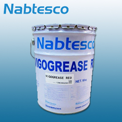 Nabtesco Vigo and Molywhite Grease