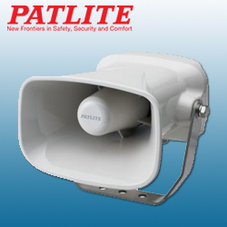 Patlite Audible Alarms