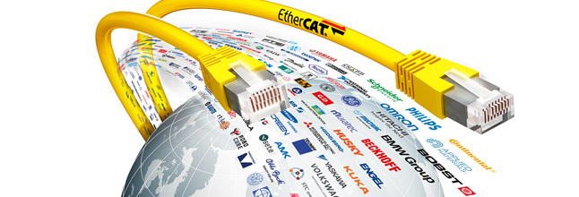 EtherCAT can connect to all manufacturers