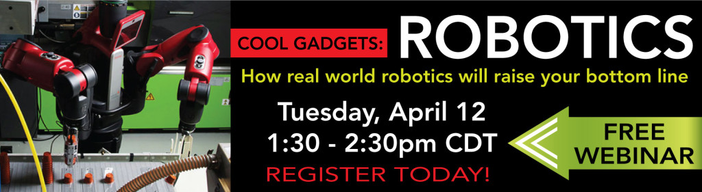 Collaborative Robotics Webinar